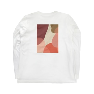ぬくい Long sleeve T-shirts