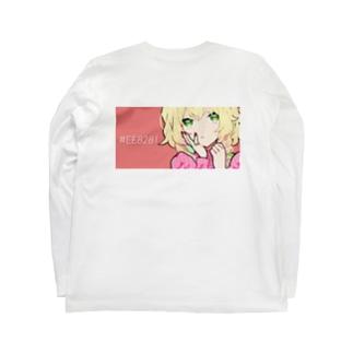 #EE8281 Long sleeve T-shirts