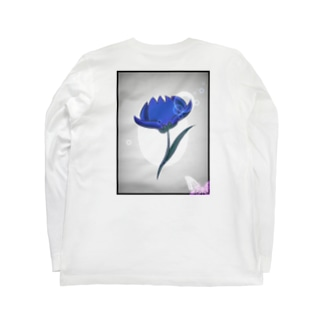 Flower_ Long sleeve T-shirts
