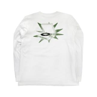 レコードプレーヤー Long sleeve T-shirts