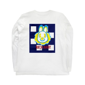 RICH BABY by iii.store Long sleeve T-shirts