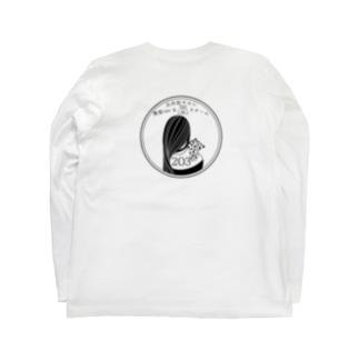 プルとパール Long sleeve T-shirts