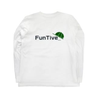 FunTive_ Long sleeve T-shirts