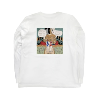 Together Long sleeve T-shirts