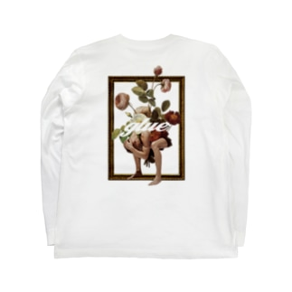 Flowering Long sleeve T-shirts