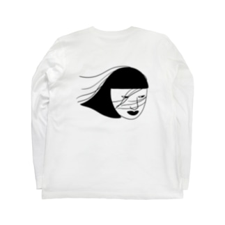 靡 Long sleeve T-shirts