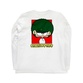 Naughty boy Long sleeve T-shirts