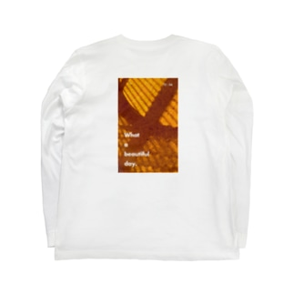sunsun Long sleeve T-shirts