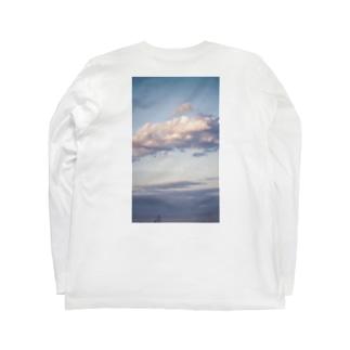 秋空 Long sleeve T-shirts