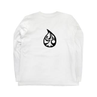 あおねヨガ Long sleeve T-shirts