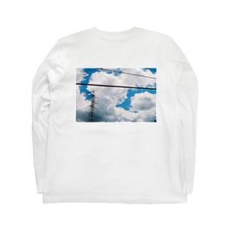 夏を忘れないT Long sleeve T-shirts