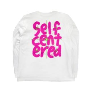Selfish bitch Long sleeve T-shirts