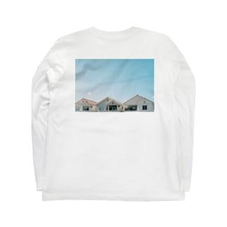 あの街のロンT Long sleeve T-shirts