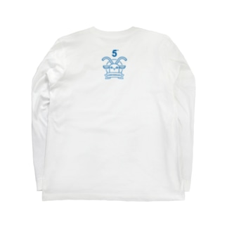 [5th Anniv.]カプラ Long sleeve T-shirts