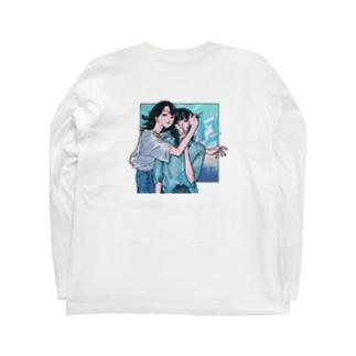 タバコ女子 - take2 Long sleeve T-shirts