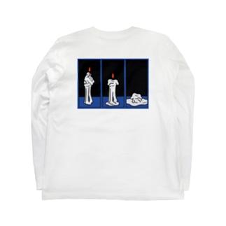 MELTING Long sleeve T-shirts