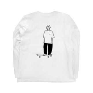 Stephen君 Long sleeve T-shirts
