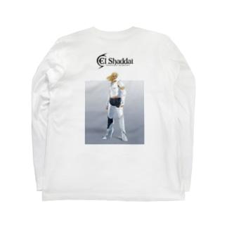 イーノックCG Long sleeve T-shirts