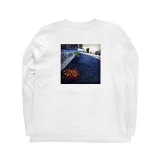 ヒガンバナ Long Sleeve T-Shirt