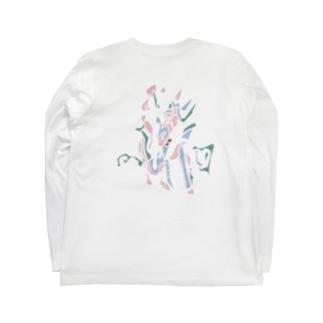 ユニコーン🦄 Long sleeve T-shirts