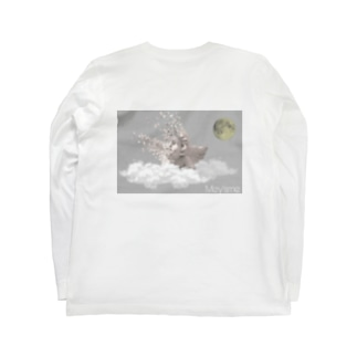 Collapse Long sleeve T-shirts