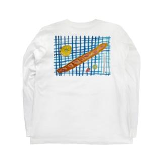 bread Long sleeve T-shirts