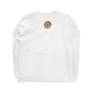 五元素フトマニ Long sleeve T-shirts