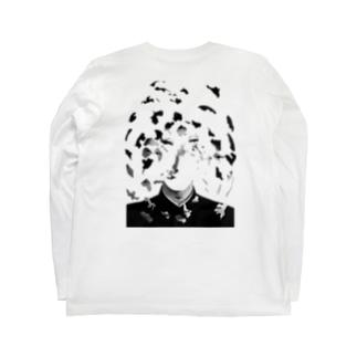爆発 Long sleeve T-shirts