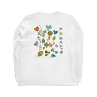 ユカコさんの『トの教ゑ』 Long sleeve T-shirts
