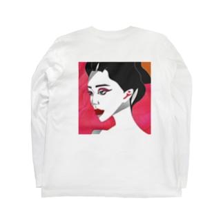 チャイボーグ Long sleeve T-shirts