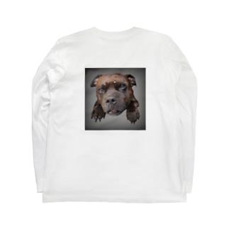 まだらちゃん Long Sleeve T-Shirt