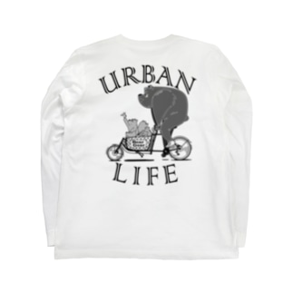 """URBAN LIFE"" #2 Long Sleeve T-Shirt"