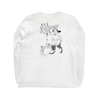 禁煙生活 Long sleeve T-shirts