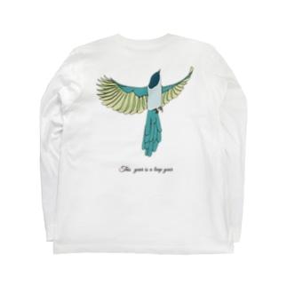 飛躍の年 Long sleeve T-shirts