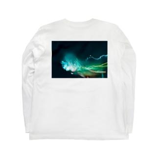 trail of light 01 Long sleeve T-shirts