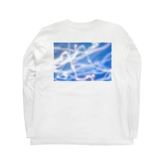 trail of light 04 Long sleeve T-shirts