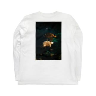 安眠 Long sleeve T-shirts