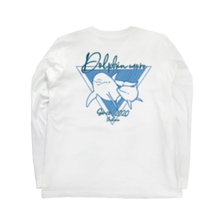 DOLPHIN MORE Long sleeve T-shirts