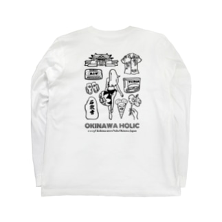 OKINAWA HOLIC Long sleeve T-shirts