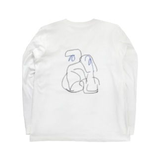 一作品 Long sleeve T-shirts