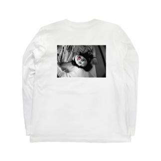 YUKATAでゴロりん Long sleeve T-shirts