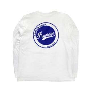 Rgarage og logo Long Sleeve T-Shirt