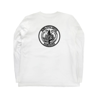 NEMS STYLE COFFEE Long sleeve T-shirts