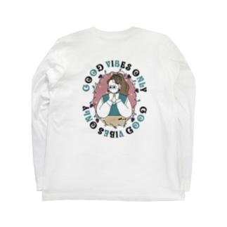 葡萄とイファガール Long sleeve T-shirts