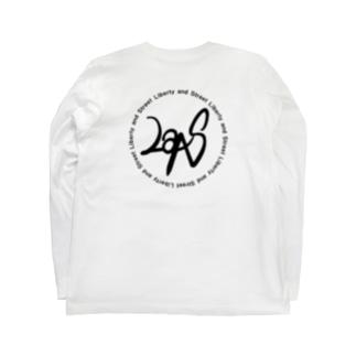"LaS ""Liberty and Street"" メインロゴ Long Sleeve T-Shirt"