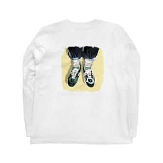 ぼーいっしゅ Long sleeve T-shirts