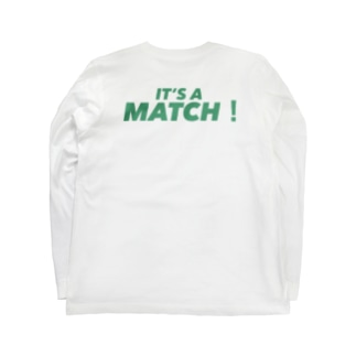 出会い大事 Long sleeve T-shirts