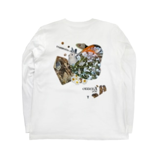 Flapping boat Long sleeve T-shirts