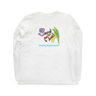 Sandonomeshinomoto. Long sleeve T-shirts