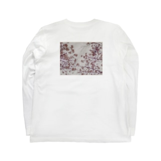 sakura Long sleeve T-shirts